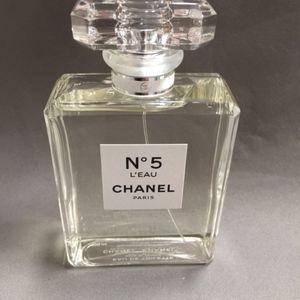 Chanel No 5 L'eau EDT Eau De Toilette Spray 3.4 oz